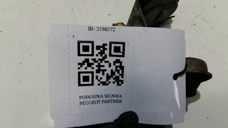 PODUSZKA SILNIKA PEUGEOT PARTNER 1.0 1,4 1.6 1.9