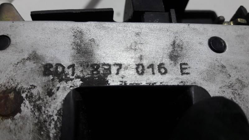 8D1837016E ZAMEK DRZWI PRAWY PRZOD AUDI A4 B5