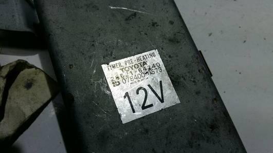 28521-64240 KOMPUTER STEROWNIK TOYOTA COROLLA 12V