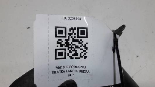 7661889 PODUSZKA SILNIKA LANCIA DEDRA 91R