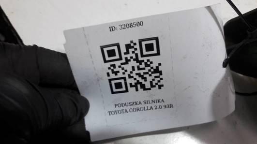 PODUSZKA SILNIKA TOYOTA COROLLA 2.0 93R