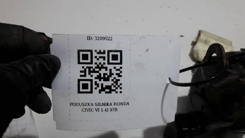 PODUSZKA SILNIKA HONDA CIVIC VI 1.4I 97R