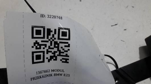1367662 MODUL PRZEKAZNIK BMW E23