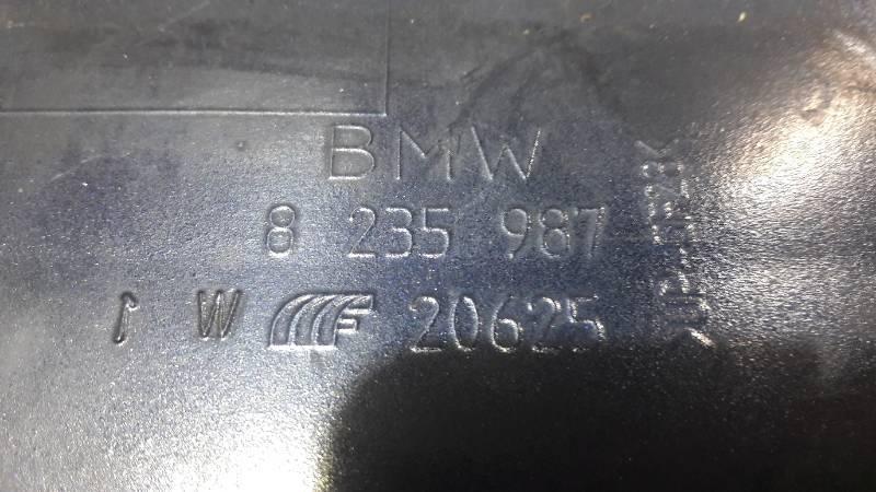 8235987 SPOILER LOTKA KLAPY BMW  E46 GRANATOWY