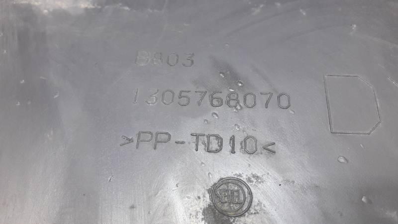 1305768070 NAROZNIK ZDERZAKA PRAWY TYL DUCATO III