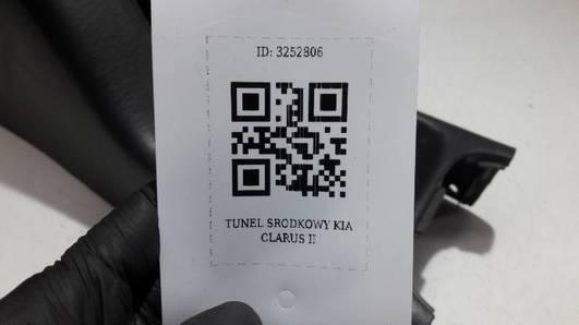 TUNEL SRODKOWY KIA CLARUS II