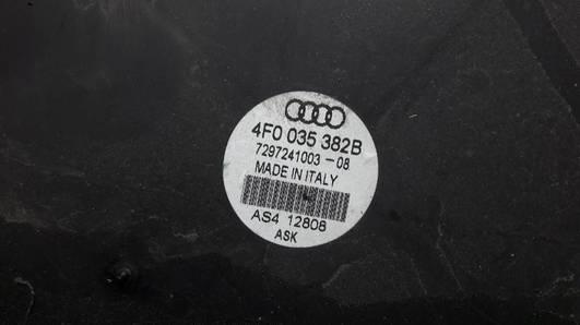 4F0035382B GLOSNIK TUBA PRAWY PRZOD AUDI A4 B7