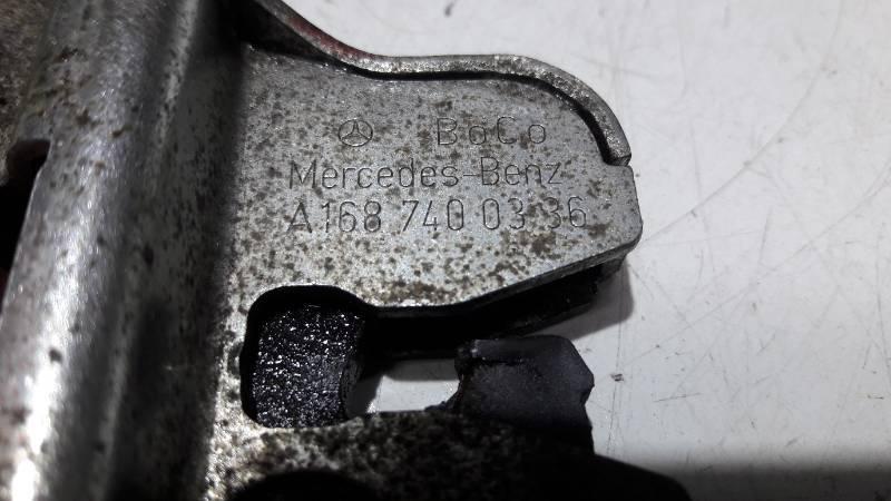 A1687400336 ZAMEK KLAPY TYL MERCEDES W168