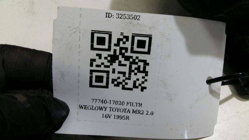 77740-17020 FILTR WEGLOWY TOYOTA MR2 2.0 16V 1995R