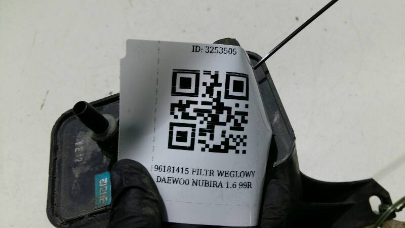 96181415 FILTR WEGLOWY DAEWO0 NUBIRA 1.6 99R