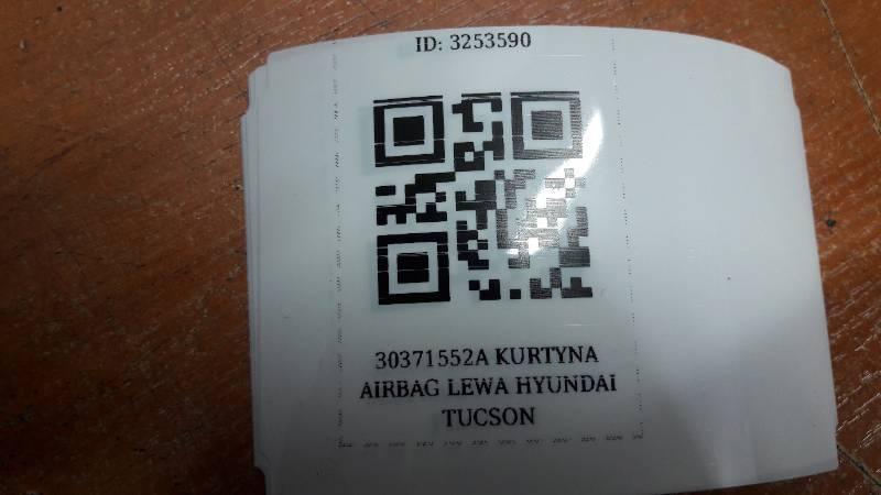 30371552A KURTYNA AIRBAG LEWA HYUNDAI TUCSON I
