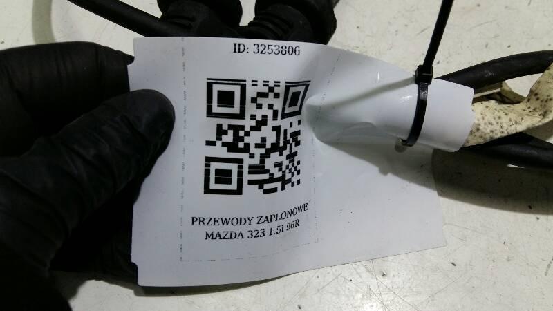 PRZEWODY ZAPLONOWE MAZDA 323 1.5I 96R