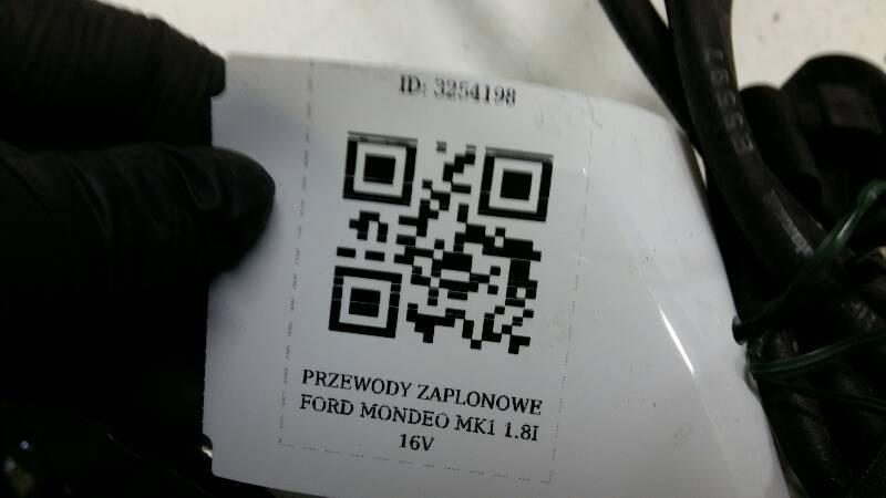 PRZEWODY ZAPLONOWE FORD MONDEO MK1 1.8I 16V