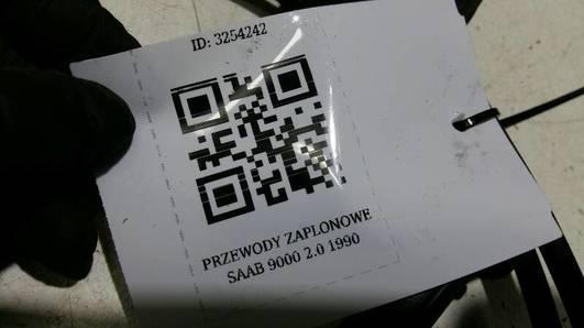 PRZEWODY ZAPLONOWE SAAB 9000 2.0 1990