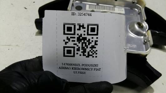 14766640ZL PODUSZKA AIRBAG KIEROWNICY FIAT ULYSSE