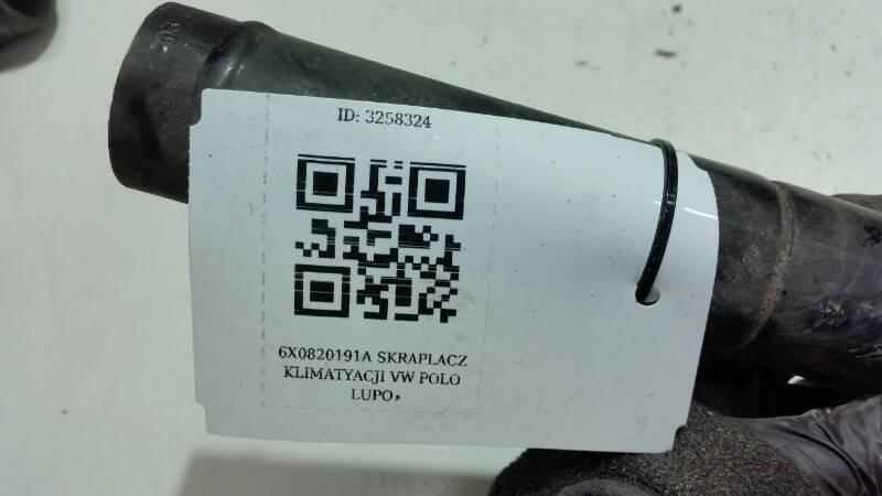 6X0820191A SKRAPLACZ KLIMATYACJI VW POLO LUPO