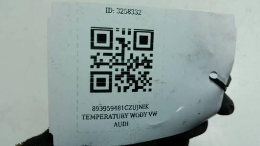 893959481 CZUJNIK TEMPERATURY WODY VW AUDI