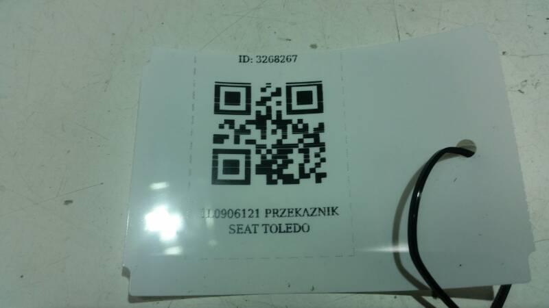 1L0906121 PRZEKAZNIK SEAT TOLEDO