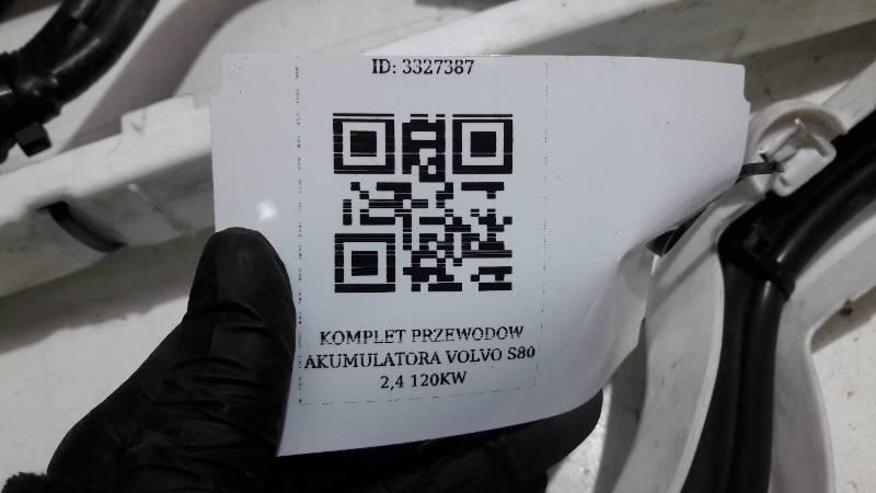 D-30658297 PRZEWODY AKUMULATORA VOLVO S80