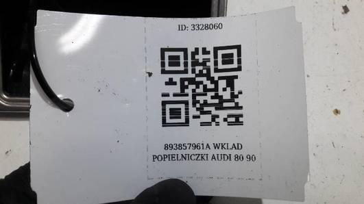 893857961A WKLAD POPIELNICZKI AUDI 80 90