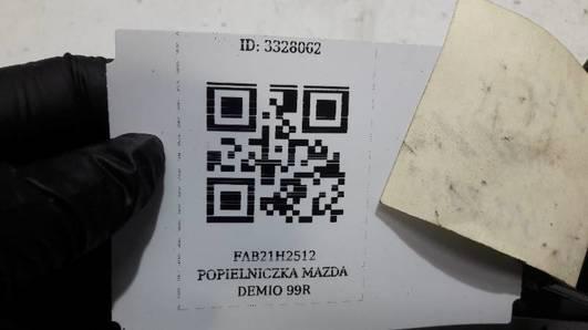 FAB21H2512 POPIELNICZKA MAZDA DEMIO 99R
