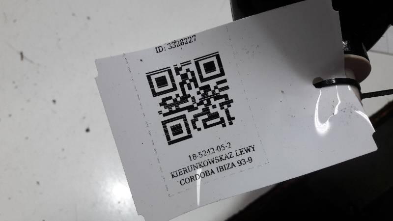 18-5242B KIERUNKOWSKAZ LEWY CORDOBA IBIZA 93-9