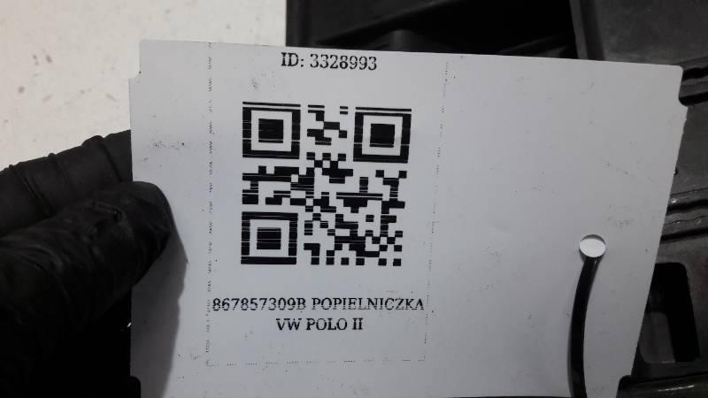 867857309B POPIELNICZKA VW POLO II