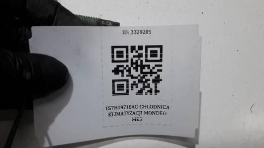 1S7H19710AC CHLODNICA KLIMATYZACJI MONDEO MK3