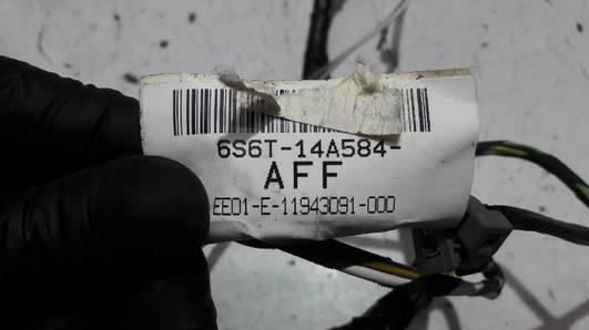 6S6T-14A584-AFF WIAZKA DRZWI PRAWY PRZOD FOCUS MK2