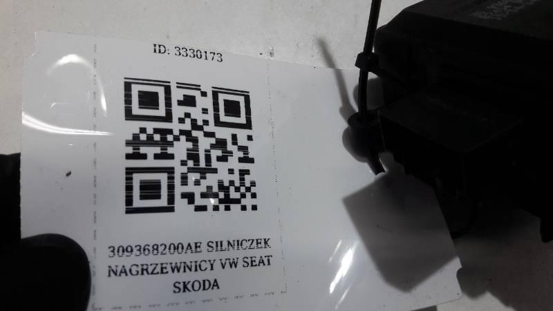 309368200AE SILNICZEK NAGRZEWNICY VW SEAT SKODA