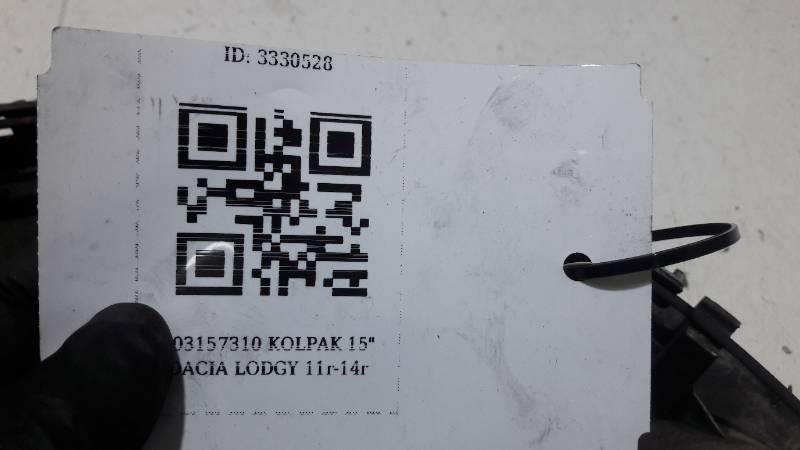 403157310R KOLPAK 15