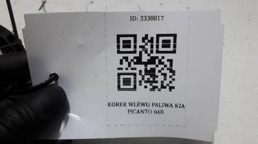 KOREK WLEWU PALIWA KIA PICANTO 04R