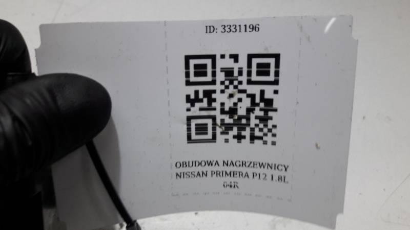 OBUDOWA NAGRZEWNICY NISSAN PRIMERA P12 1.8L 04R
