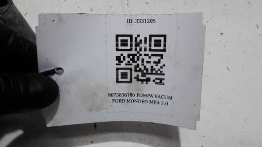 9673836180 POMPA VACUM FORD MONDEO MK4 2.0