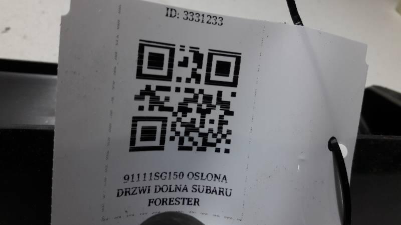 91111SG150 OSLONA DRZWI DOLNA SUBARU FORESTER