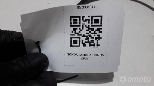 SONDA LAMBDA HONDA CIVIC 16V 97R COUPE