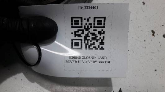 E26640  GLOSNIK LAND ROVER DISCOVERY 300 TDI