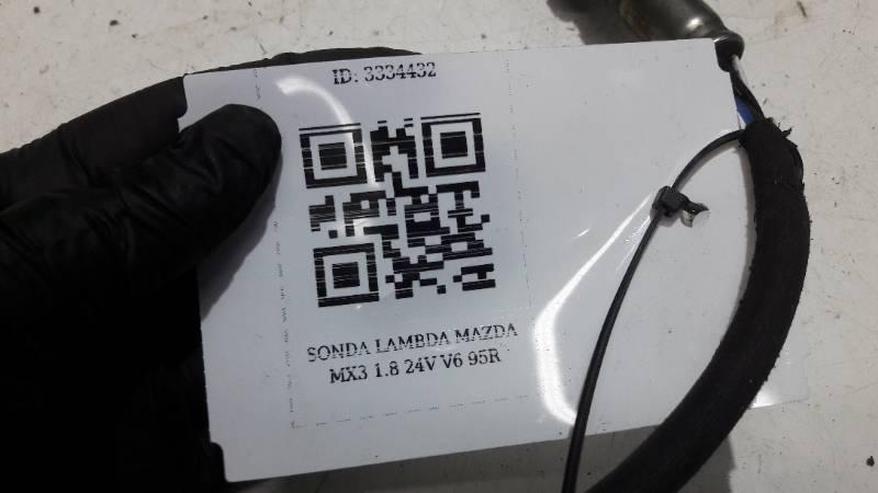 SONDA LAMBDA MAZDA MX3 1.8 24V V6 95R