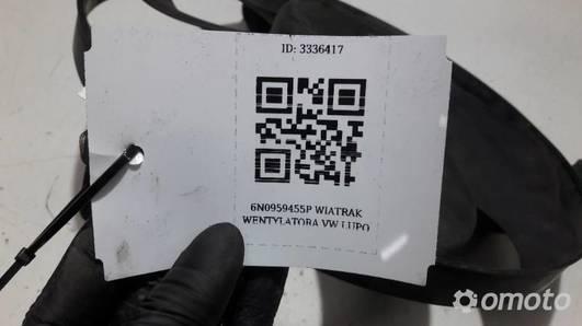 6N0959455P WIATRAK WENTYLATORA VW LUPO