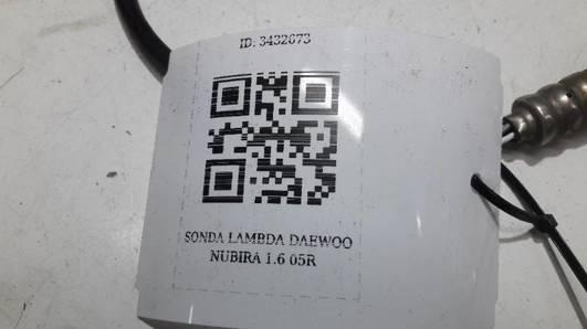 SONDA LAMBDA DAEWOO NUBIRA 1.6 05R