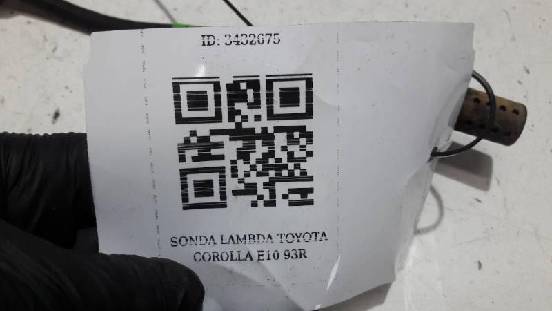 SONDA LAMBDA TOYOTA COROLLA E10 93R