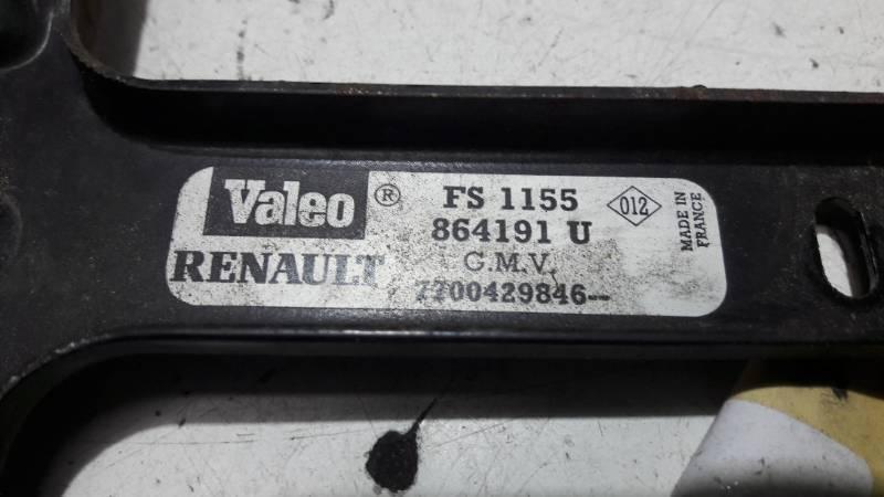 7700429846 WENTYLATOR CHLODNICY RENAULT CLIO II