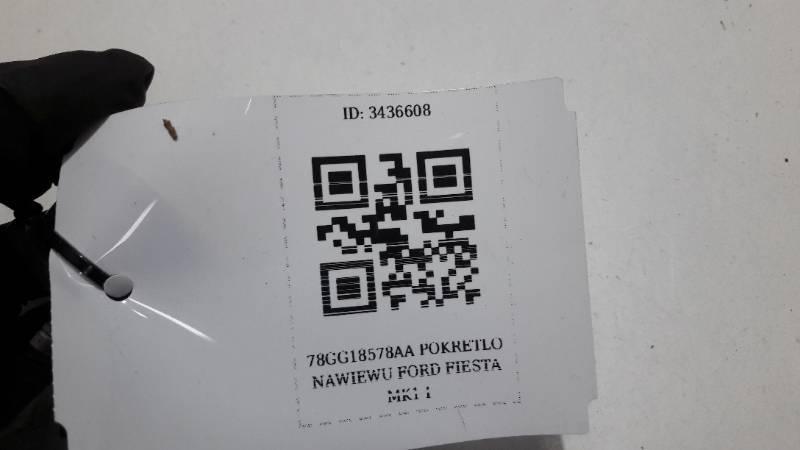 78GG18578AA POKRETLO NAWIEWU FORD FIESTA MK1 I