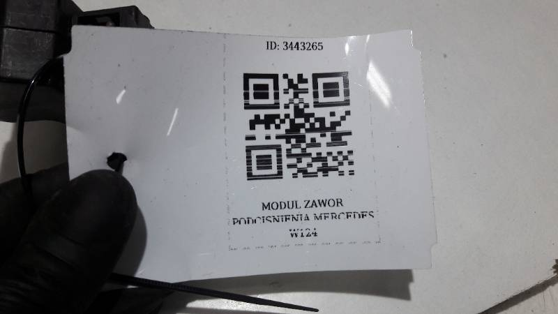MODUL ZAWOR PODCISNIENIA MERCEDES W124