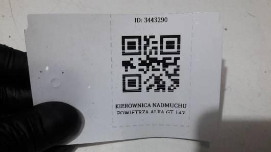 KIEROWNICA POWIETRZA  ALFA GT 147