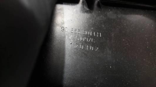 90566801 OSLONA DRZWI LEWY PRZOD OMEGA B FL