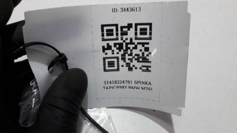 51418224781 SPINKA TAPICERKI BMW MINI