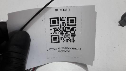 2757821 KLIPS DO NADKOLI BMW MINI