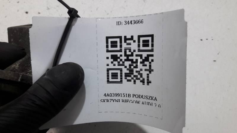 4A0399151B PODUSZKA SKRZYNI BIEGOW AUDI 2.0