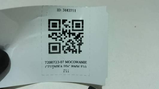 7200723 MOCOWANIE CZUJNIKA PDC BMW F10 F11